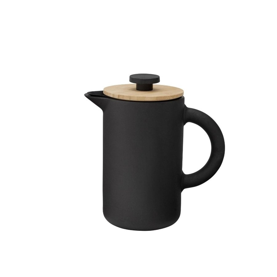 French press | kávovar THEO | black